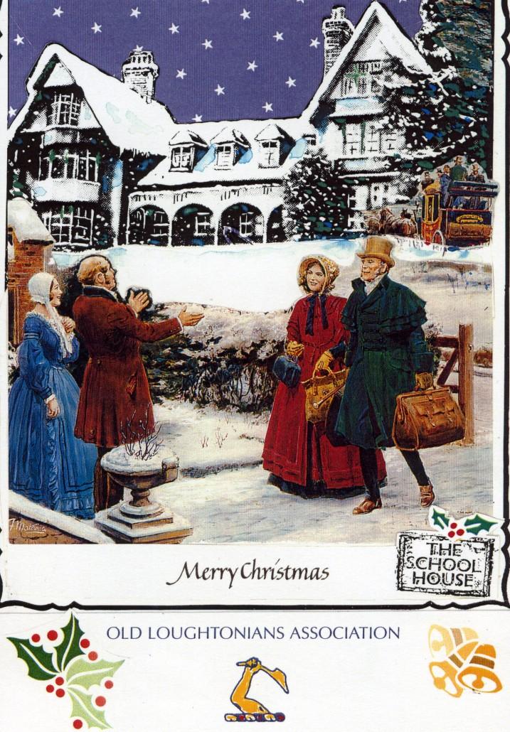 Loughton School Postcards