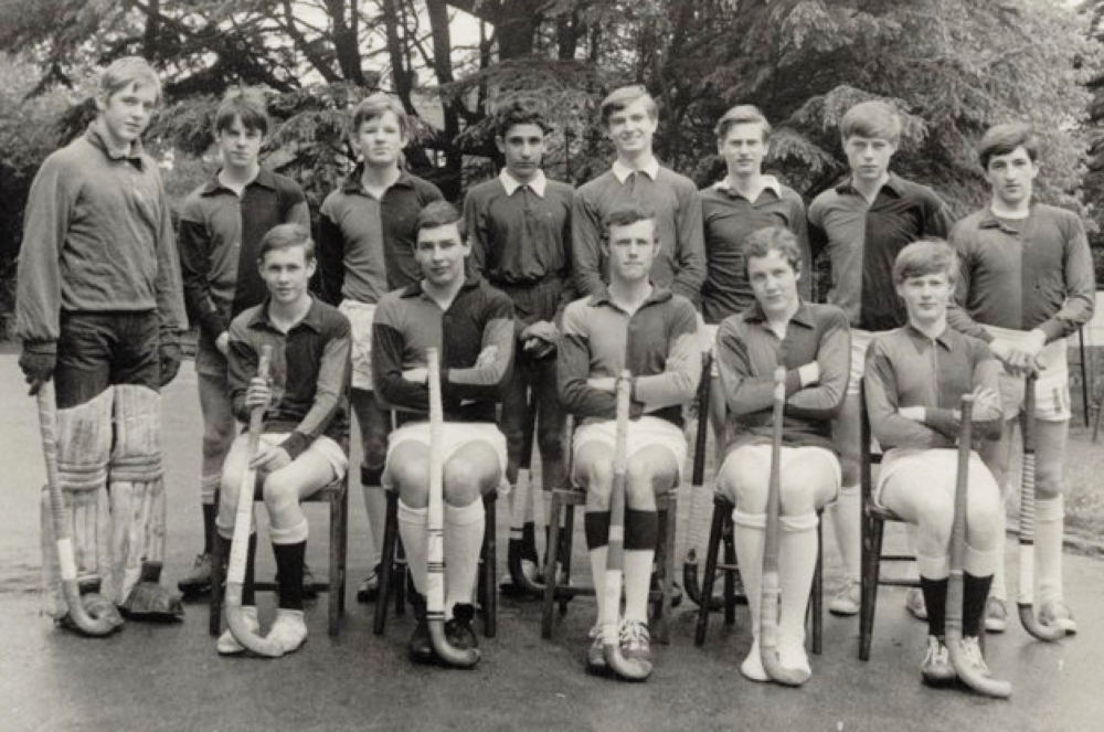Hockey Team 1967