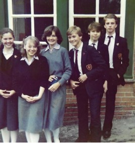 The first prefects 1980