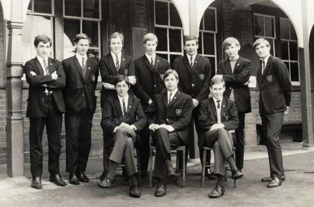 John Kilbey School.Prefects jpg DxO 1