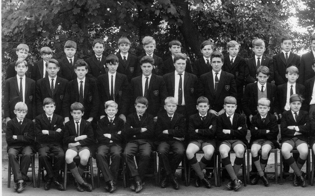 School 1964 1 R0C0 4
