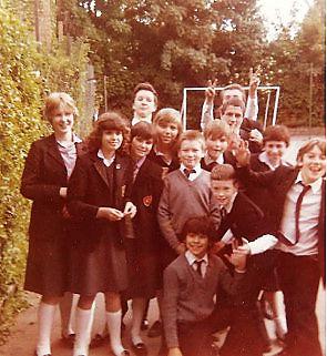 1970's Student Photos